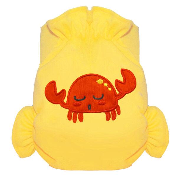 Eliott et Loup Maillot de Bain Couche Bébé Crabe 0-3ans +