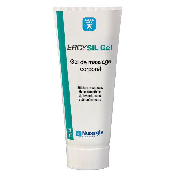 Nutergia Ergysil Gel de Massage Corporel 75ml