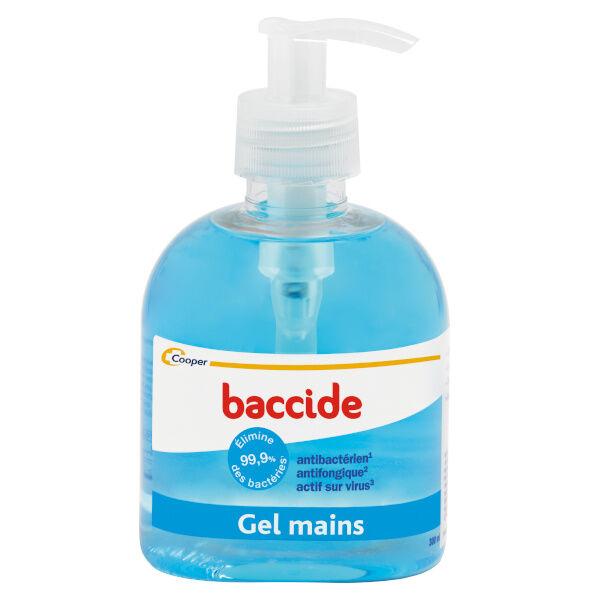 Cooper Baccide Gel Mains Hydroalcoolique 300ml