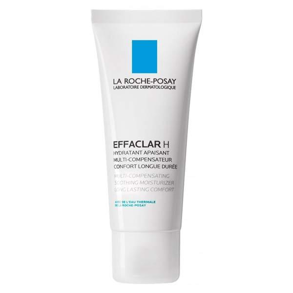 La Roche Posay Effaclar H Crème Hydratante Visage 40ml