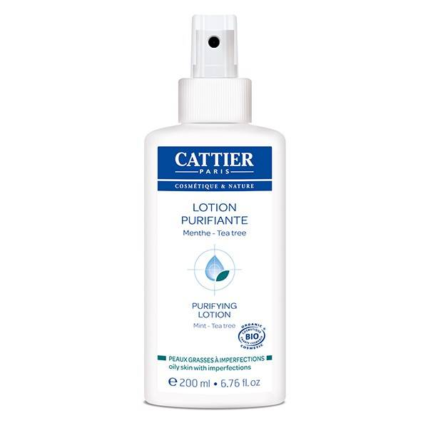 Cattier Lotion Purifiante 200ml