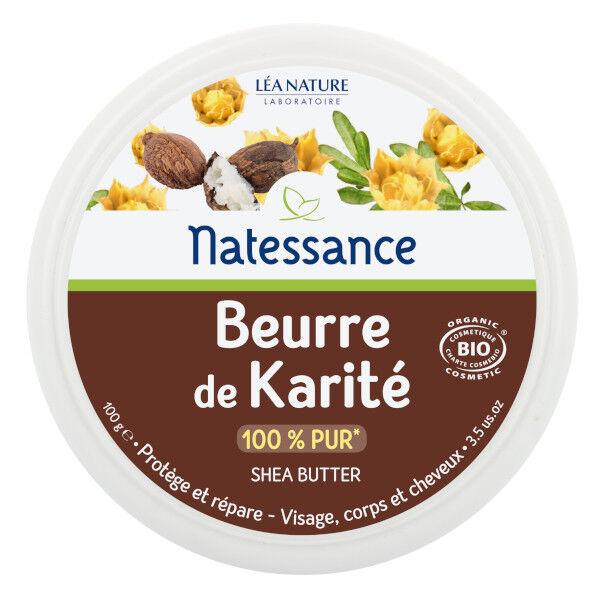 Natessance Beurre de Karité 100g