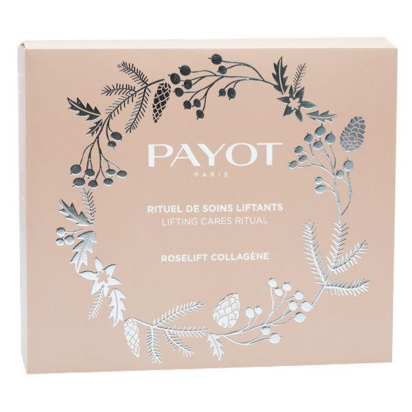 Payot Rose Lift Collagène Coffret Rituel de Soins Liftants