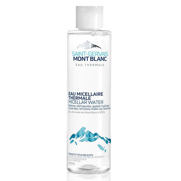 Saint Gervais Mont Blanc Eau Micellaire Thermale 200ml
