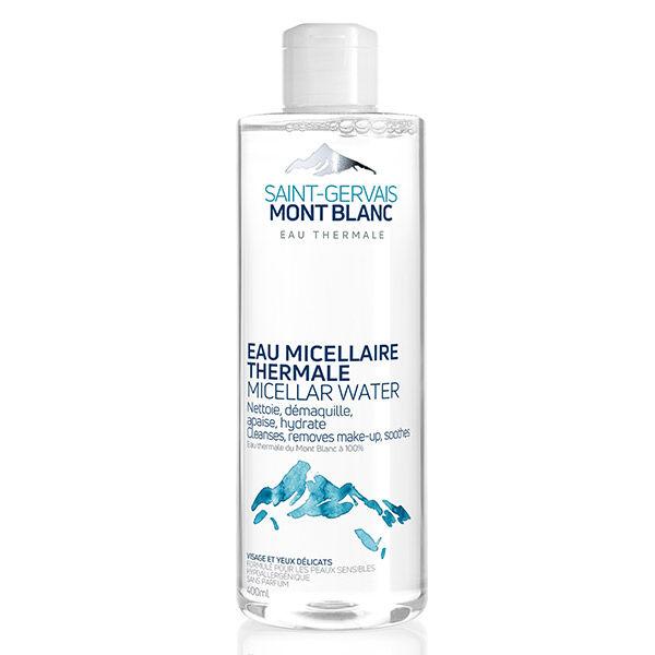 Saint Gervais Mont Blanc Eau Micellaire Thermale 400ml