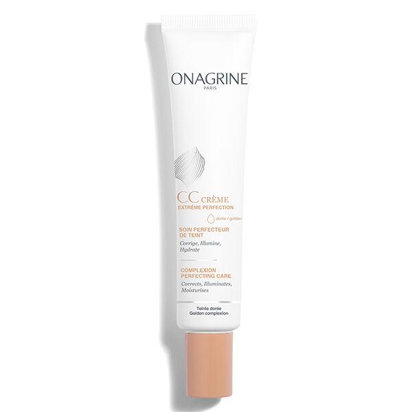 Onagrine CC Crème Soin Perfecteur de Teint Teinte Dorée 40ml