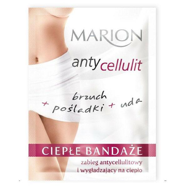 Marion Traitement Anti-cellulite en Bandage Chaud 50ml