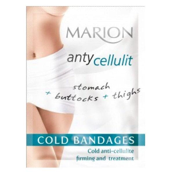 Marion Traitement Anti-cellulite en Bandage Froid 50ml