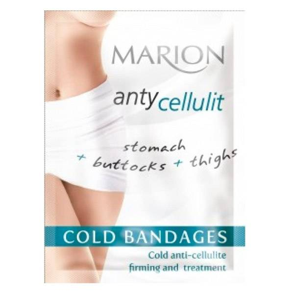 Marion Traitement Anti-cellulite en Bandage Froid 50ml
