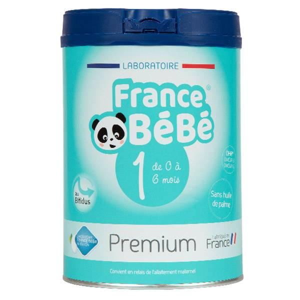 France Bébé Premium Lait 1er Age 800g