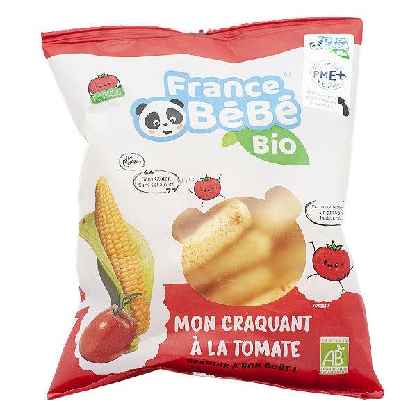 France Bébé Bio Mon Croquant Maîs/Tomate 20g