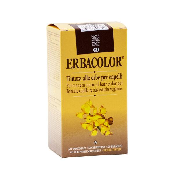 Erbacolor Coloration Moka 31