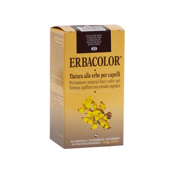 Erbacolor Coloration Chocolat 32