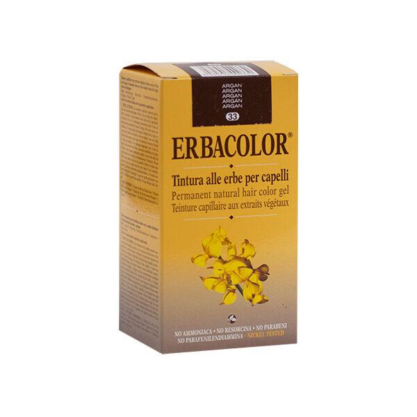 Erbacolor Coloration Argan 33