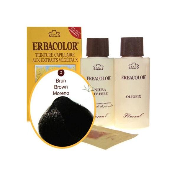 Erbacolor Coloration Brun 2
