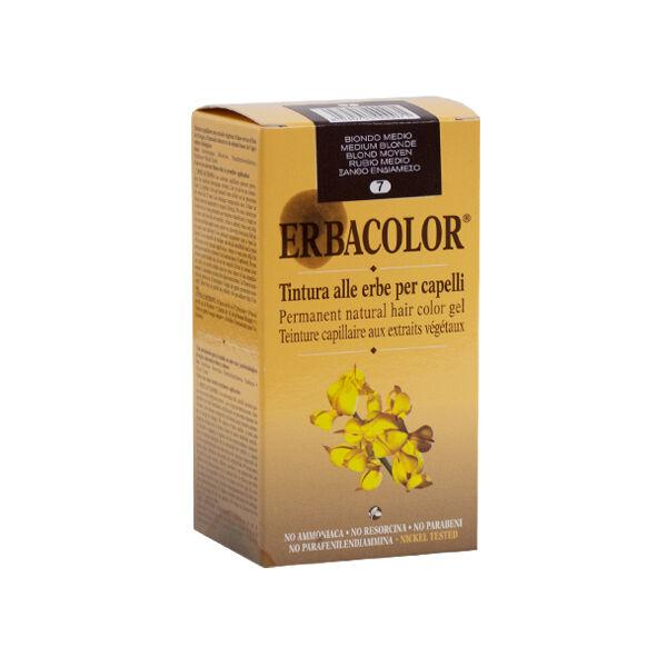 Erbacolor Coloration Blond Moyen 7