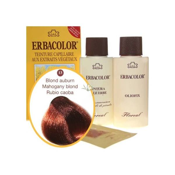 Erbacolor Coloration Blond Auburn 13