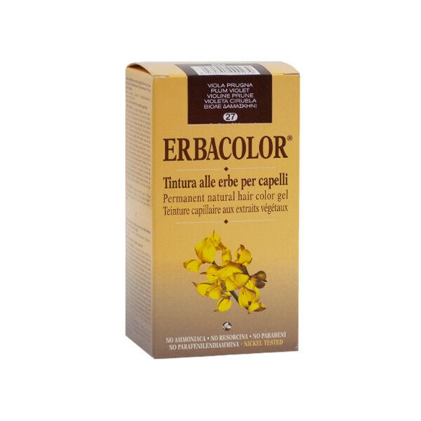 Erbacolor Coloration Violine Prune 27