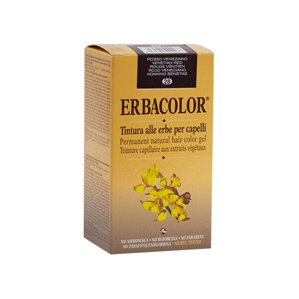 Erbacolor Coloration Rouge Vénitien 28