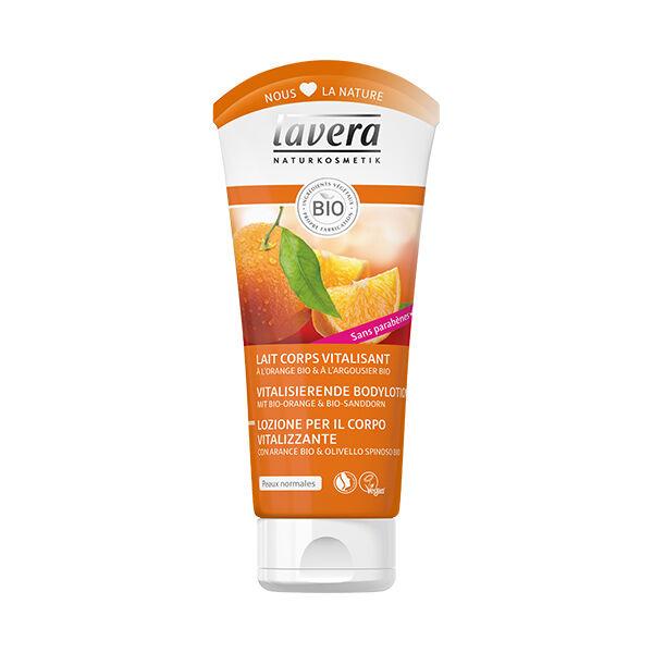 Lavera Lait Corps Vitalisant Orange Feeling 200ml