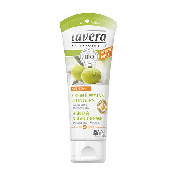 Lavera Crème Mains et Ongles Bio 75ml