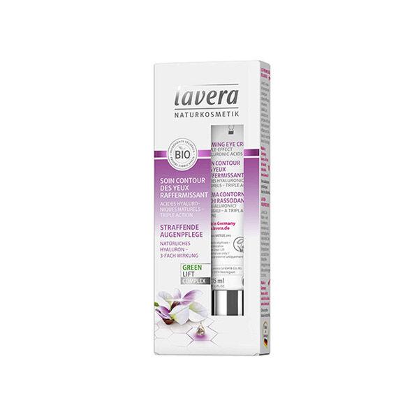Lavera Green Lift Complex Contour des Yeux Raffermissant Bio 15ml