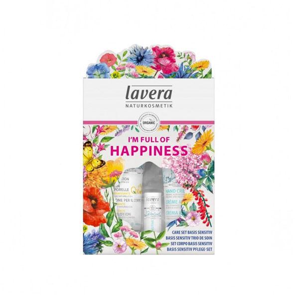 Lavera Coffret Basis Sensitiv I'm Full Of Happiness