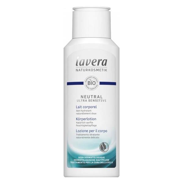 Lavera Neutral Ultra Sensitiv Lait Corporel Bio 200ml