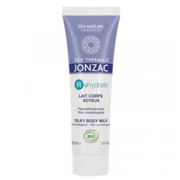 Jonzac Rehydrate Lait Corps Réhydratant Bio 30ml