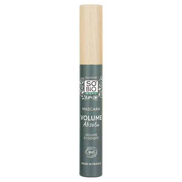 So'Bio Étic Mascara Volume Absolu N°01 Noir Bio 8ml
