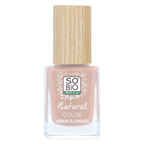 So'Bio Étic Vernis à Ongles Natural Color N°60 Romantique Rose 11ml