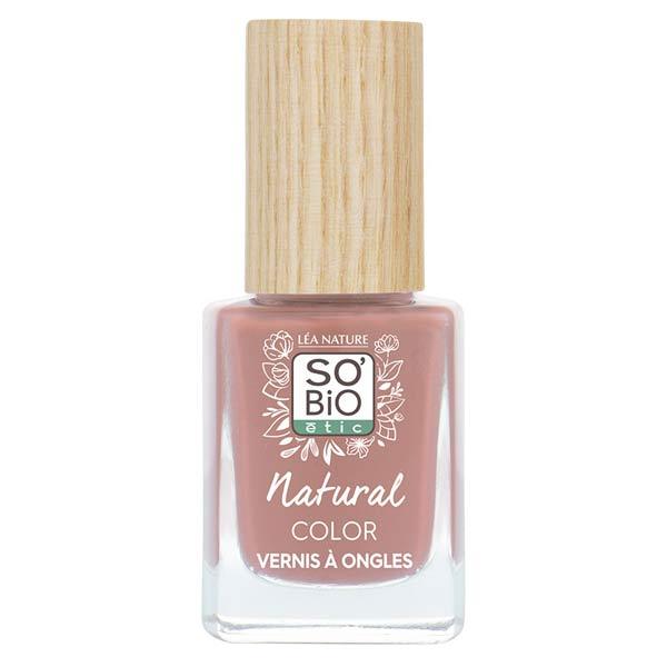 So'Bio Étic Vernis à Ongles Natural Color N°45 Rose Pivoine 11ml