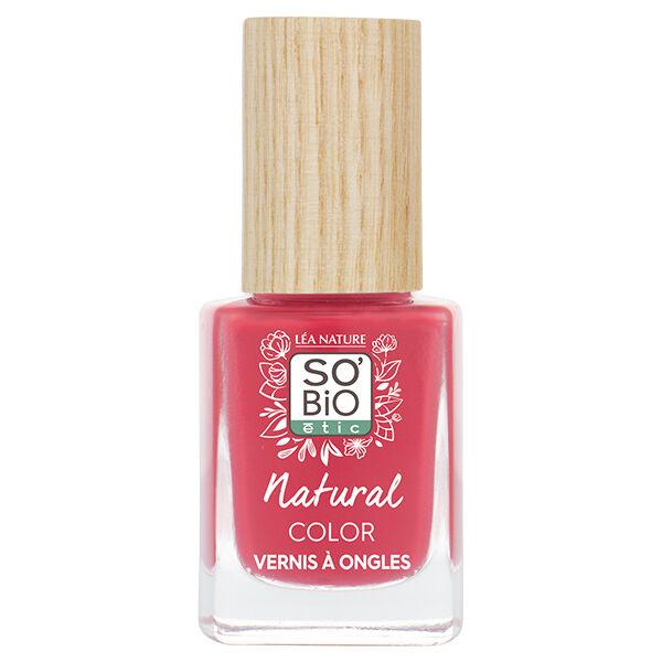 So'Bio Étic Vernis à Ongles Natural Color N°35 Vibrant Corail 11ml