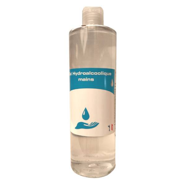 Tetra Medical Gel Hydroalcoolique mains 500ml