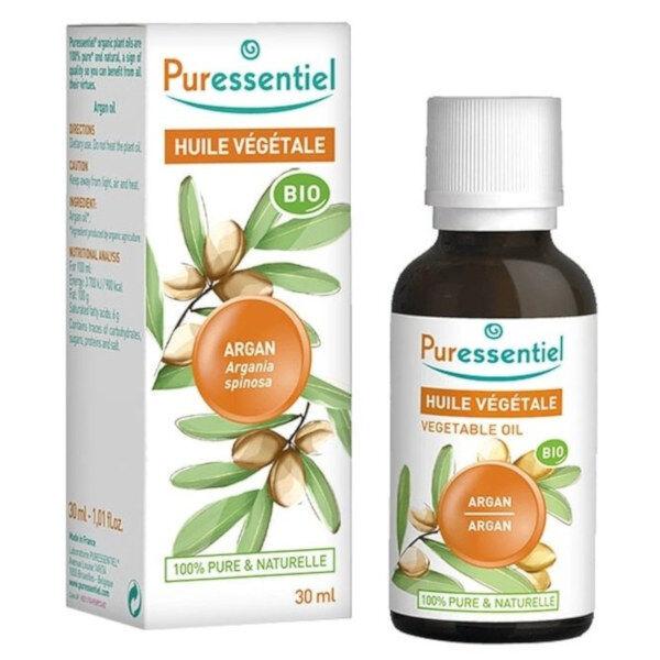 Puressentiel Huile Végétale Argan Bio 30ml