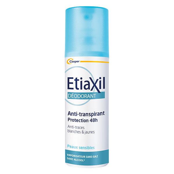 Etiaxil Déodorant Anti-Transpirant Protection 48h Spray 100ml