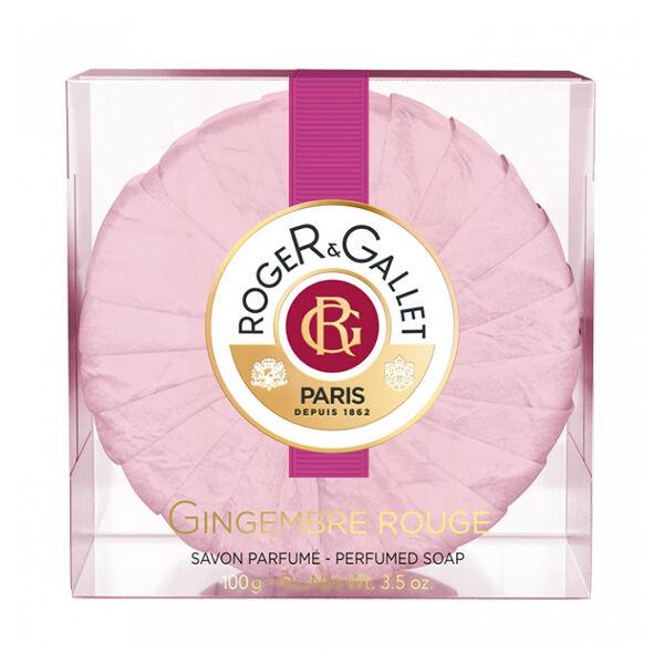 Roger & Gallet Gingembre Rouge Savon Parfumé 100g