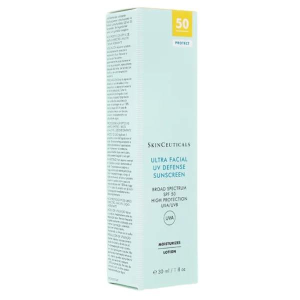 Skinceuticals Ultra Facial Defense Crème Solaire Visage Hydratante SPF 50+ 30ml