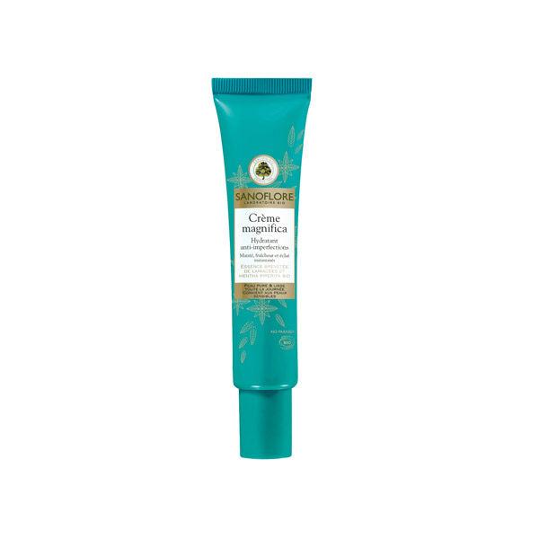 Sanoflore Magnifica Crème Hydratante Visage Anti Imperfection Bio 40ml
