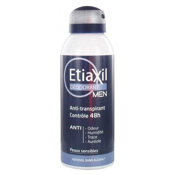 Etiaxil Déodorant Homme Aérosol 150ml