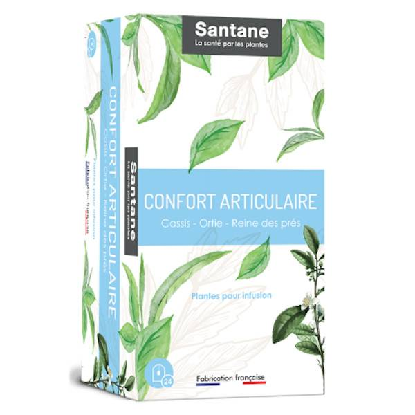 Santane Tisane Confort Articulaire 24 sachets