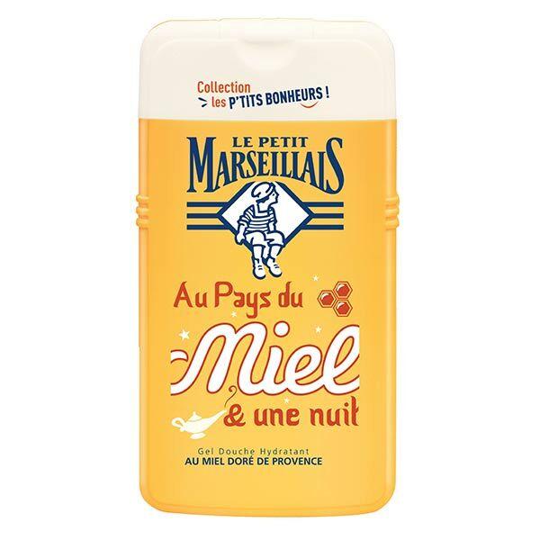 Le Petit Marseillais Les P'tits Bonheurs Douche Crème Au Pays Du Miel Et Une Nuit 250ml