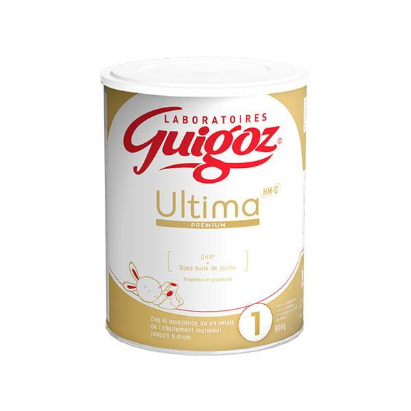 Guigoz Ultima 1er Age 800g