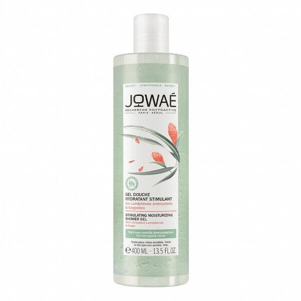 Jowaé Gel Douche Hydratant Stimulant Gingembre 400ml