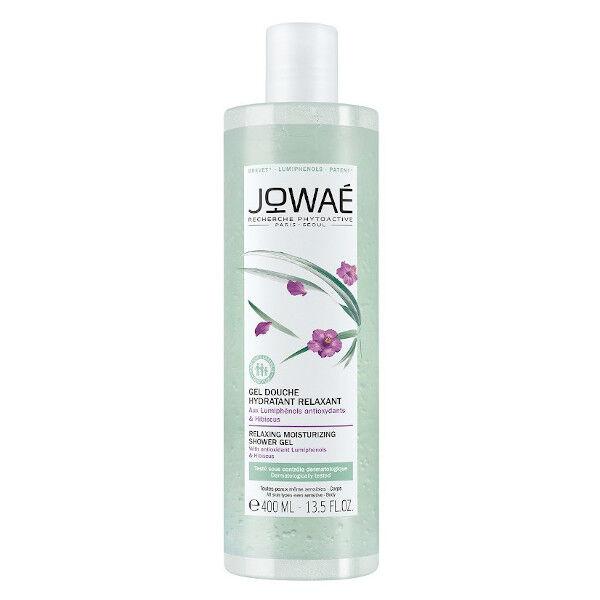 Jowaé Gel Douche Hydratant Relaxant Hibiscus 400ml