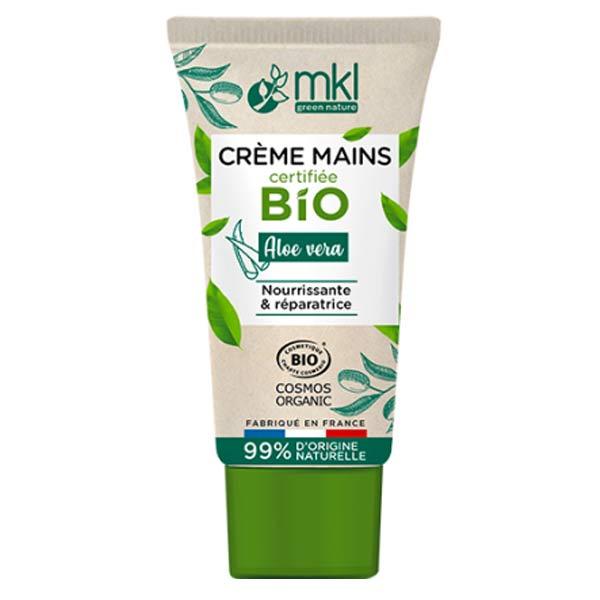 MKL Green Nature Crème Mains Aloe Vera Bio 50ml
