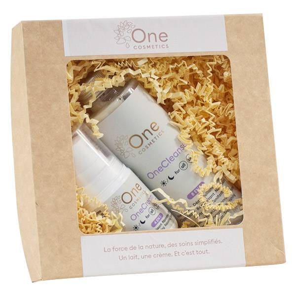Laboratoire Mint-e Mint-e One Cosmetics Pack One Cream 50ml + One Cleanse 150ml
