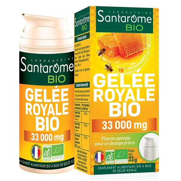 Santarome Bio Pure Gelée Royale Bio 30g