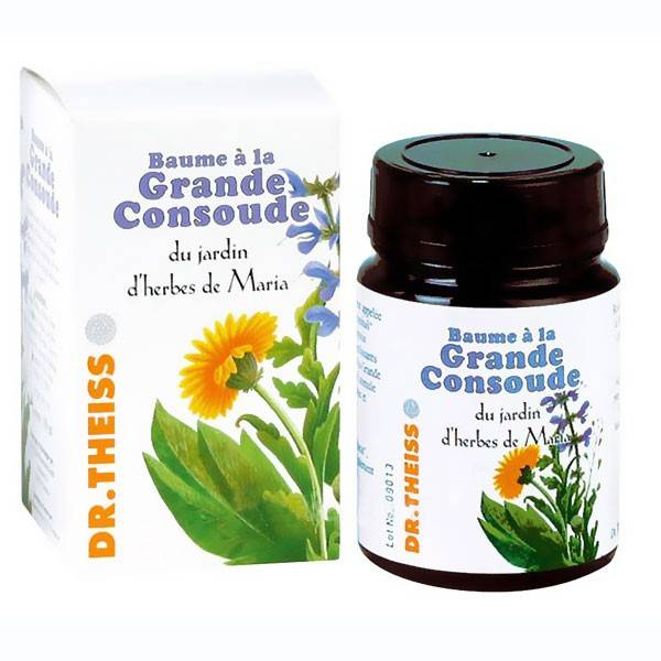 Dr Theiss Baume Grande Consoude 100ml