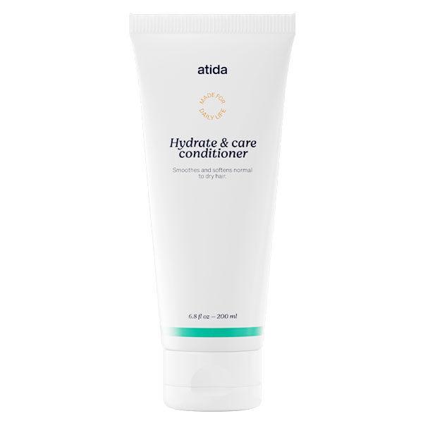 Atida Cheveux Après-Shampoing Soin Hydratant Bio 200ml
